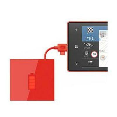 Адаптер питания Nokia для смартфонов красный micro-USB, 1720mAh DC-18