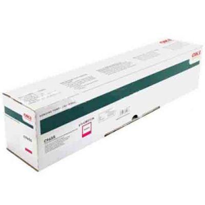 Тонер-картридж OKI C9655 Magenta/Пурпурный (43837134)