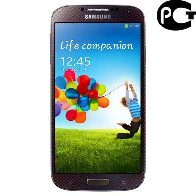 Смартфон Samsung Galaxy S4 16Gb GT-I9505 Brown GT-I9505ZNASER