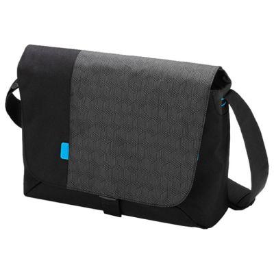"Сумка Dicota Bounce Messenger 15-16.4"" black/blue D30256"