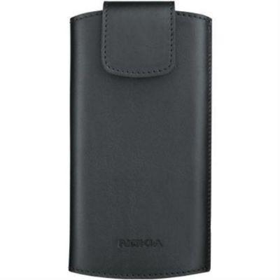 Чехол Nokia для мобильных телефонов черный (N9, Lumia 800) CP-556