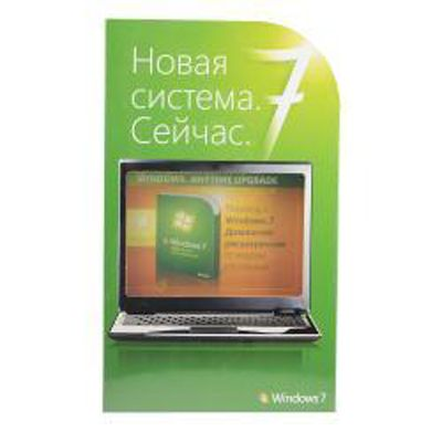 Программное обеспечение Microsoft WAU Windows Starter to Home Premium 7 Russian 4WC-00027