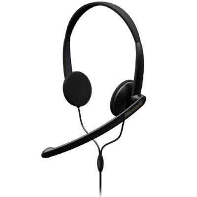 Наушники с микрофоном Microsoft LifeChat LX-1000 JTD-00009