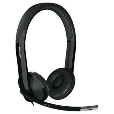 Наушники с микрофоном Microsoft LifeChat LX-6000 7XF-00001