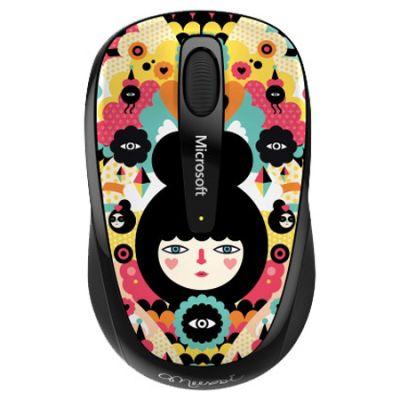 ���� ������������ Microsoft Wireless Mobile 3500 ARTIST STUDIO S5 Muxxi GMF-00369