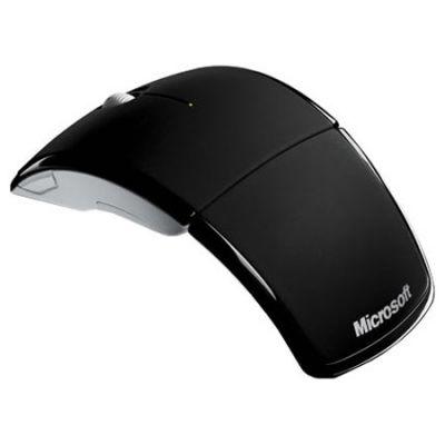 Мышь беспроводная Microsoft ARC USB Black ZJA-00065