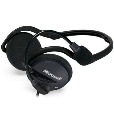 Наушники с микрофоном Microsoft Lifechat LX-2000 2AA-00010