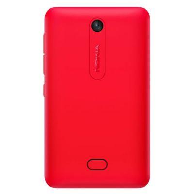 Смартфон Nokia 501 DS (красный)