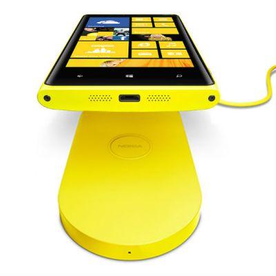 Адаптер питания Nokia для мобильных телефонов жёлтый DT-900