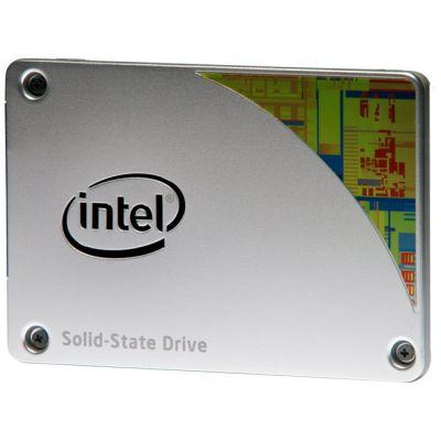 "Твердотельный накопитель Intel SSD SATA2.5"" 120GB MLC/530 SSDSC2BW120A4K5"