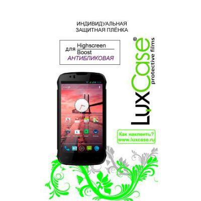 Защитная пленка LuxCase для Highscreen Boost (Антибликовая) 51503