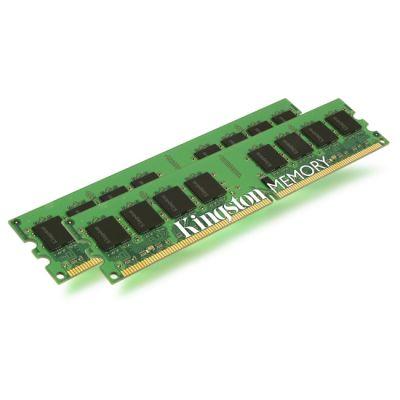 Оперативная память Kingston DIMM 8GB 667MHz DDR2 667MHz ECC Reg Chipkill Kit (2x4Gb) KTM2759K2/8G