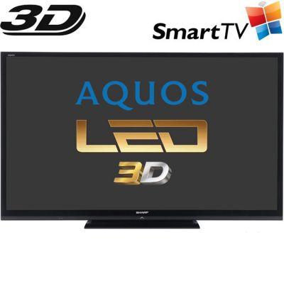 Телевизор Sharp LC-90LE757 LC-90LE757RU