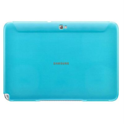 Чехол Samsung для Note 10.1/N8000 PU+plastic Capri Blue EFC-1G2NLECSER