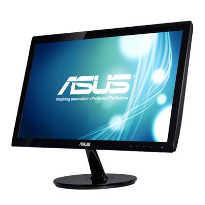 Монитор ASUS VS207T-P 90LM0010-B05170
