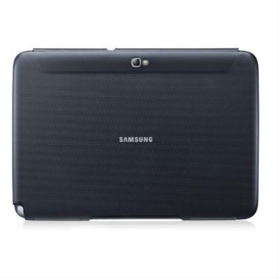 ����� Samsung ��� Note 10.1/N8000 PU+plastic_Dark Grey EFC-1G2NGECSER