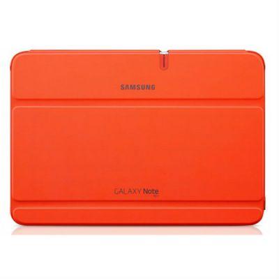 Чехол Samsung для Note 10.1/N8000 PU+plastic_Mandarin Orange EFC-1G2NOECSER