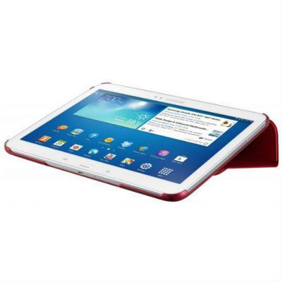 "Чехол Samsung для Tab3 10.1""/P5200 3G Garnet Red EF-BP520BREG"