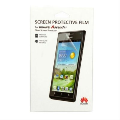 �������� ������ Huawei ��� Huawei P1, ������� P1 screen protective film