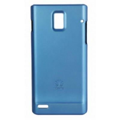 Huawei крышка для Huawei P1, пластик, цвет - синий P1 cover Blue