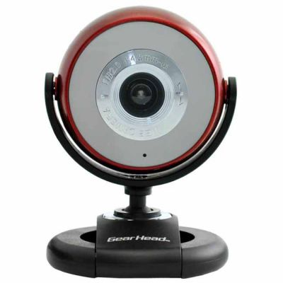 Веб-камера Gear Head WCF2750HDREDR