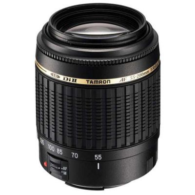 Объектив для фотоаппарата Tamron AF 55-200mm F/4-5,6 Di II LD MACRO Canon EF-S A15E
