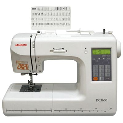 ������� ������ Janome DC3600