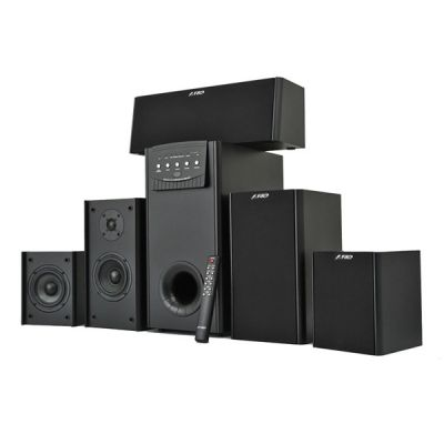 Акустическая система Sven IHOO T100U Black