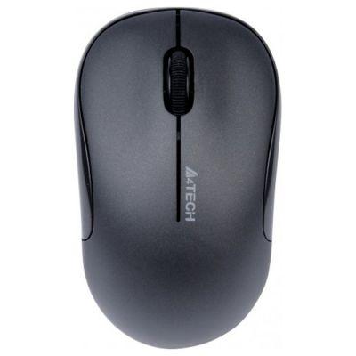Мышь беспроводная A4Tech G7-330D-1 Holeless Black USB