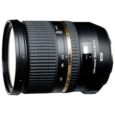 Объектив для фотоаппарата Tamron AF SP 24-70mm f/2.8 DI VC USD Canon EF A007E