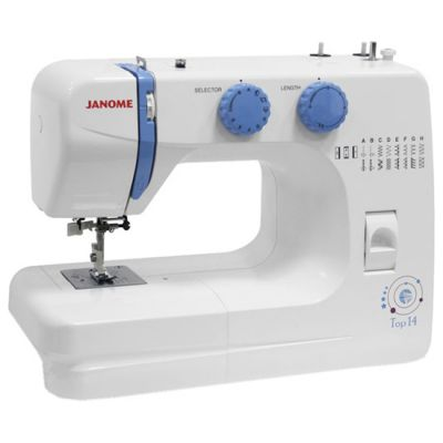 ������� ������ Janome Top 14
