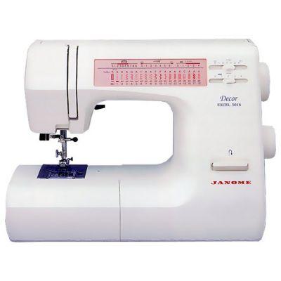 Швейная машина Janome Decor 5018