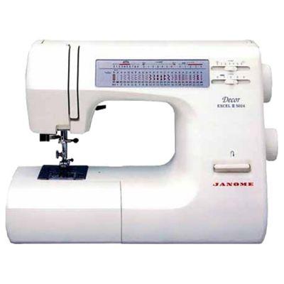 Швейная машина Janome Decor 5024