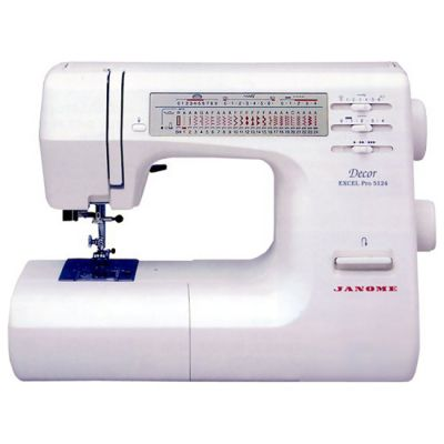 Швейная машина Janome Decor 5124