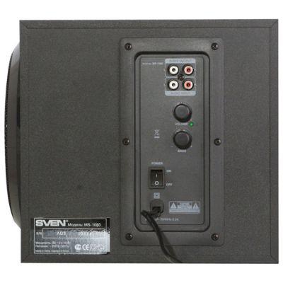 Колонки Sven MS-1080 Black