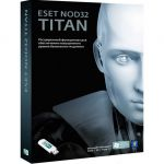 Антивирус ESET Total Security TITAN NOD32 (0+) (NOD32-EST-NS(BOX)-1-1)