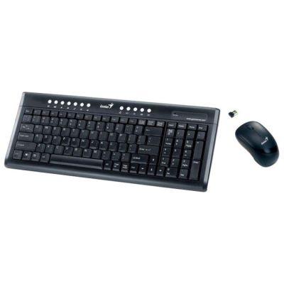 Комплект Genius LuxeMate 8000 Клавиатура + Мышь Black G-TT LuxeMate 8000