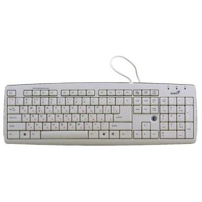 Клавиатура Genius KB06XE USB White G-KB06XE
