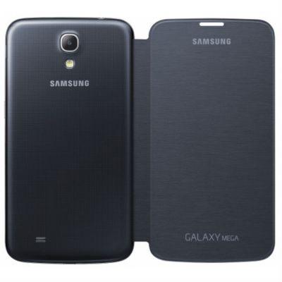 """Чехол Samsung для Galaxy Mega 5.8"""" i9150 черный EF-FI915BBEG"""