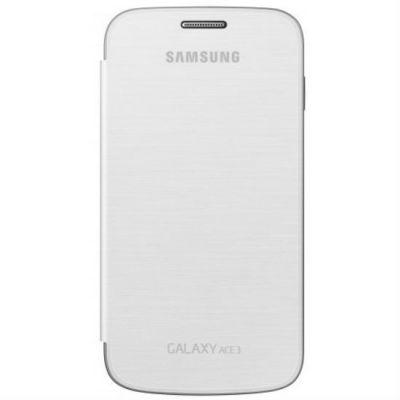 Чехол Samsung для GT-S7270 Galaxy Ace 3 белый EF-FS727BWEG