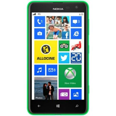 Смартфон Nokia Lumia 625 (зеленый)