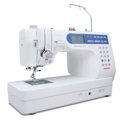 Швейная машина Janome Memory Craft 6500P