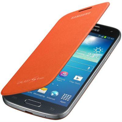 Samsung Чехол-книжка Flip Cover Galaxy S4 mini/I9192 EF-FI919BOEGRU