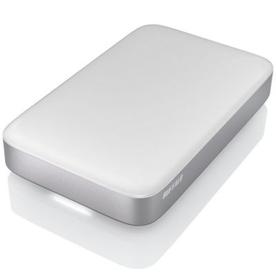������������� ���������� Buffalo MiniStation Thunderbolt Portable SSD USB 3.0 128GB HD-PA128TU3S-EU