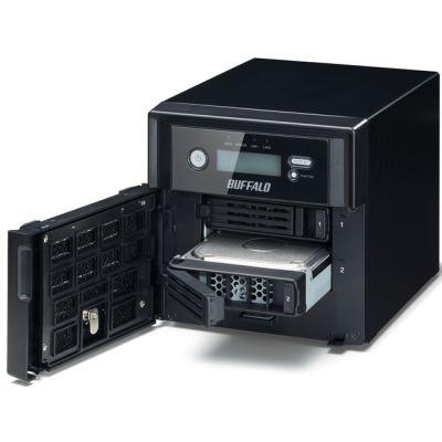 Сетевое хранилище Buffalo TeraStation 5200 4TB TS5200D0402-EU