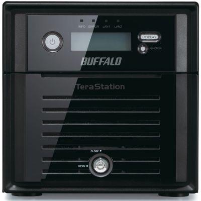 Сетевое хранилище Buffalo TeraStation 5400 4TB NAS 4x1TB 2xGigabit RAID 0/1/5/6/10 TS5400D0404-EU