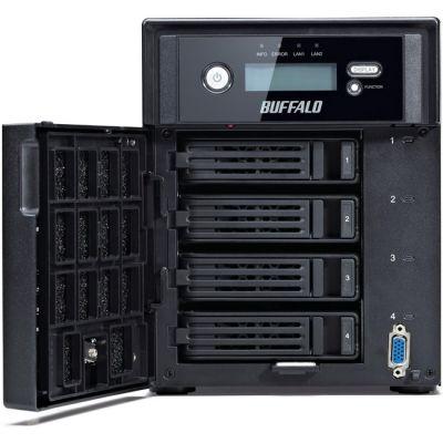 Сетевое хранилище Buffalo TeraStation 5400 8TB NAS 4x2TB 2xGigabit RAID 0/1/5/6/10 TS5400D0804-EU