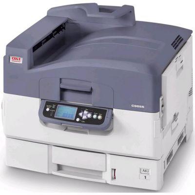 Принтер OKI C9655 HDN 01307701