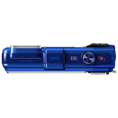 Компактный фотоаппарат Olympus Tough TG-830/Blue