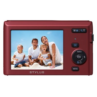 Компактный фотоаппарат Olympus VG-180/Red